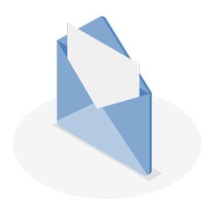 Kartenmailings online bestellen und versenden
